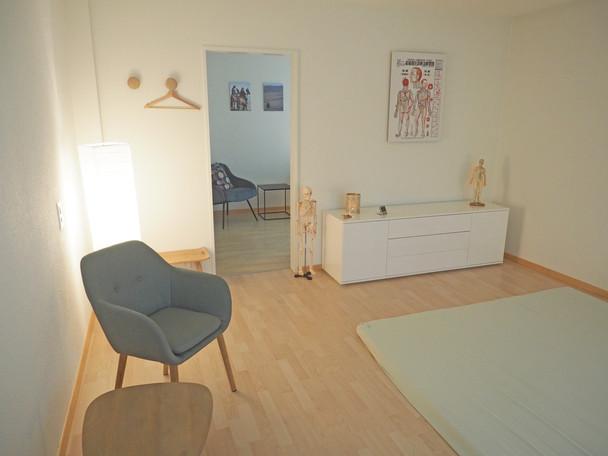 treatment room: shiatsu-lounge - shiatsu therapy zurich 1