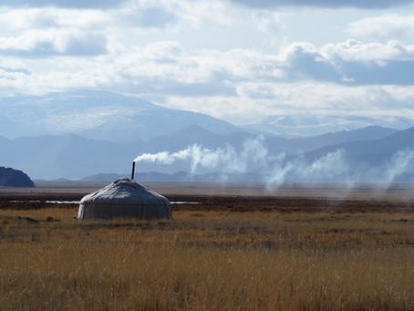 Was hat die Mongolei mit Shiatsu zu tun?
