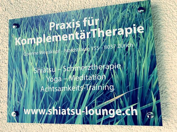 welcome! shiatsu-lounge - shiatsu therapy zurich