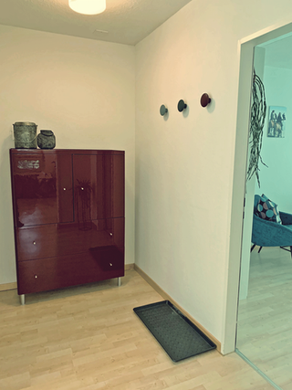 garderobe: shiatsu praxis zürich