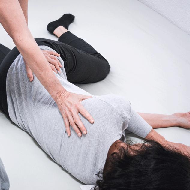 shiatsu treatment 1: shiatsu-lounge / shiatsu practice zurich