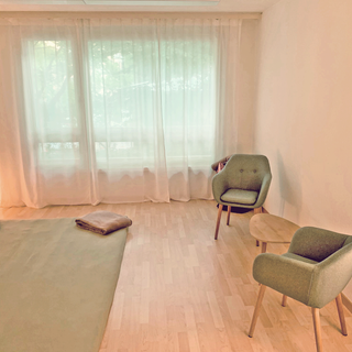 Behandlungsraum Shiatsu Praxis Zürich 2