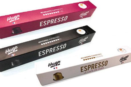 CAFE - 3X20 cartouches