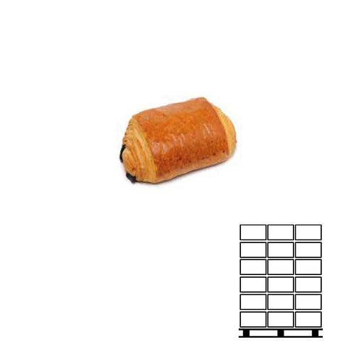 28371P - מיני מאפה שוקולד - חמאה 30ג׳ - מחיר-יחידה:1.26ש״ח