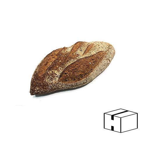 51002B - לחם כפרי מלא 600ג׳ - מחיר-יחידה:9.95ש״ח