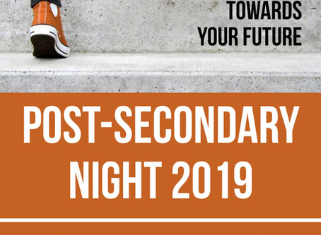 TONIGHT - Figure out your Future!