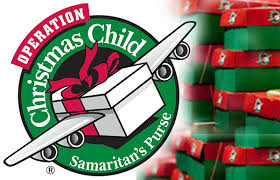 22 Years of Operation Christmas Child - Our digital first!