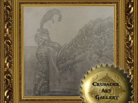 New Feature - Crusader Art Gallery