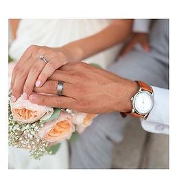 Pastel Couple Photo Wedding Instagram Po