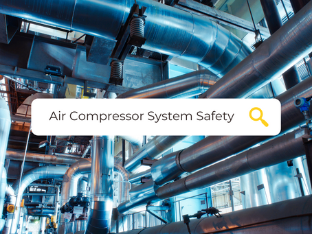 10 Air Compressor Safety Tips