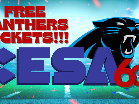 Free Panthers Tickets!