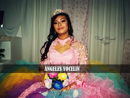 Resumen XV años - Angeles Yocelin