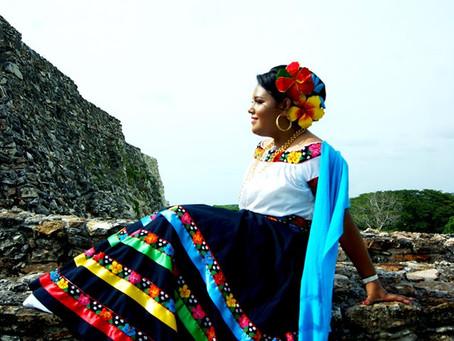 Sesión  Tradicional XV - Marinthia Paola May