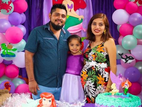 Cumpleaño de Suemy Guadalupe Jimenez Acosta