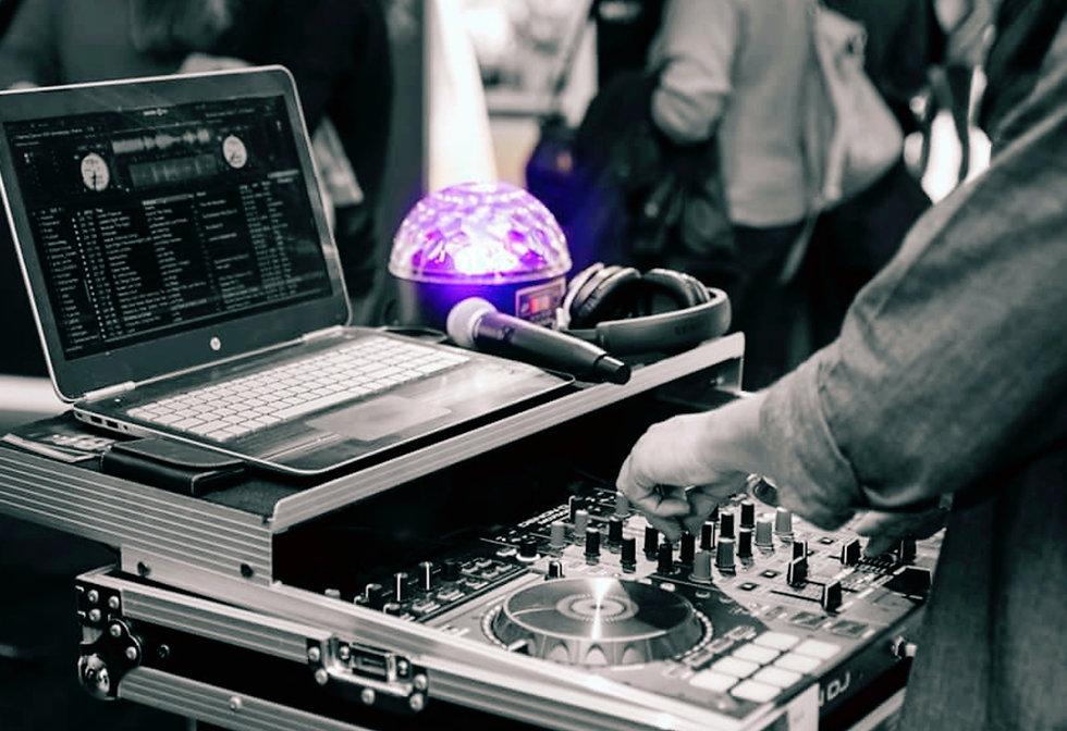 DJ Hochzeit BGL