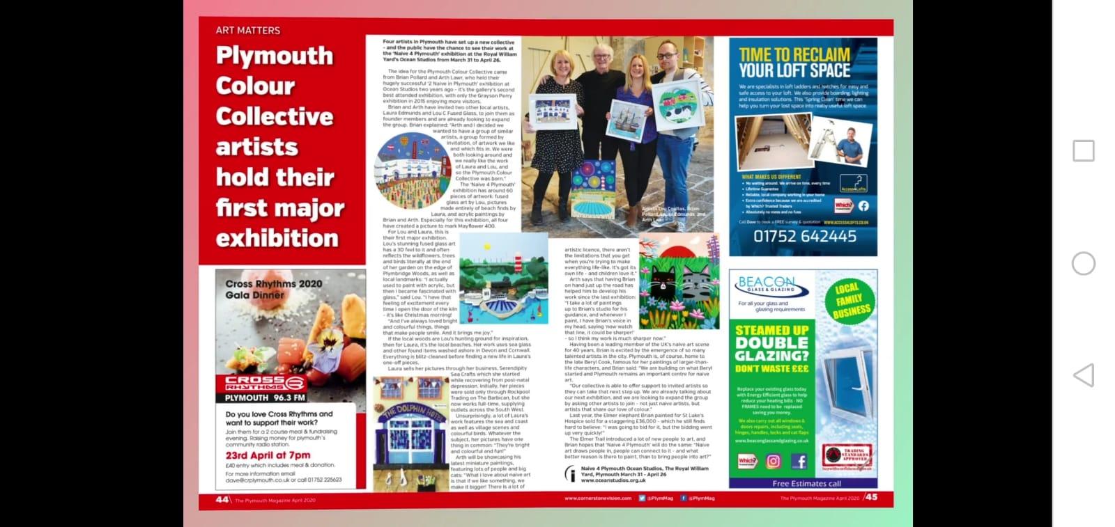 Plymouth Magazine
