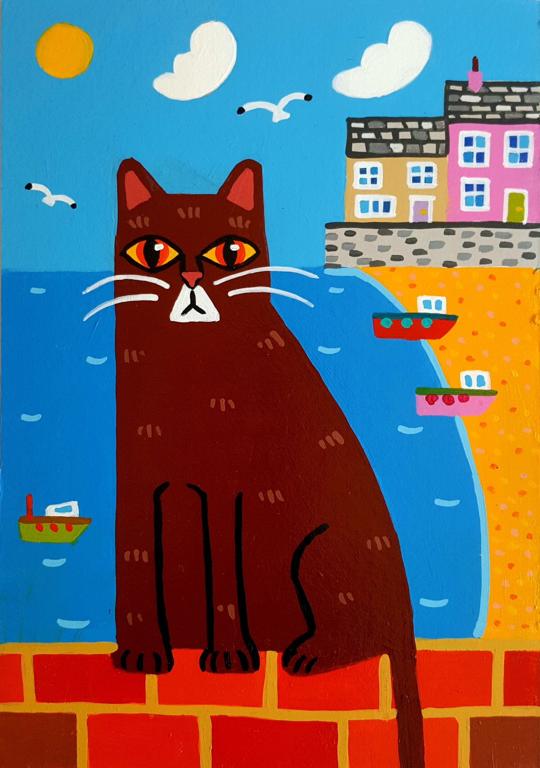 Cornish cat