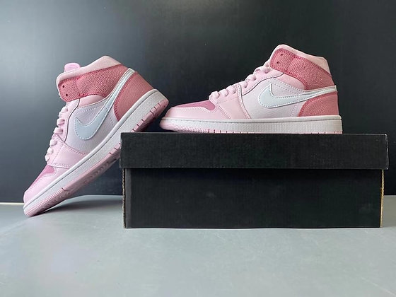 AIR JORDAN 1 MISS WMNS DIGITAL PINK