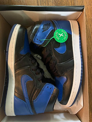 "Air Jordan 1 Retro High OG ""Royal"" Black/Blue"