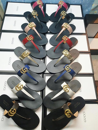 Gucci GG Thong Sandal