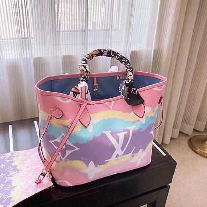 Summer Fashion Bucket Escale Pastel
