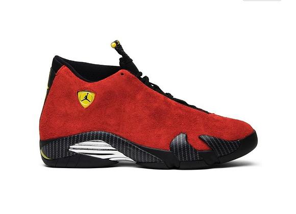 AJ Ferrari Red