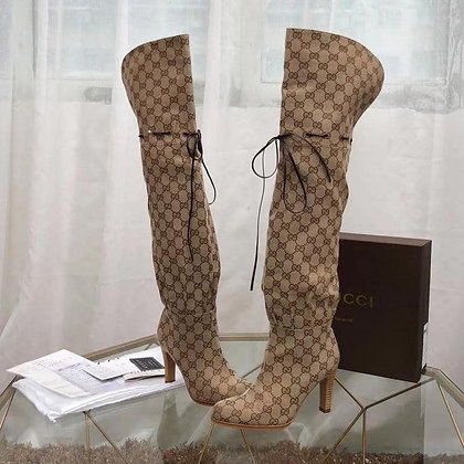 Gucci Thigh High Boots