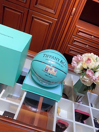 Tiffany & Co Collectible Basketball
