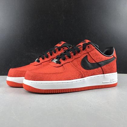 Clot Nike AF1 RED