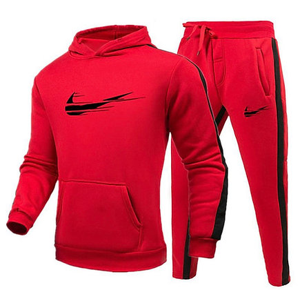 Hooded Swoosh Sweatsuit