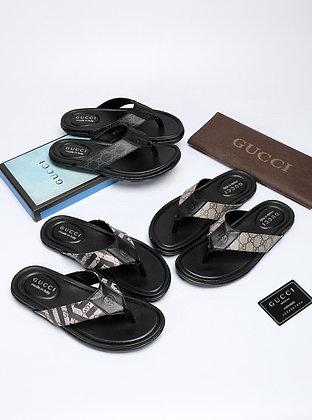 GG Strap Thong Sandal