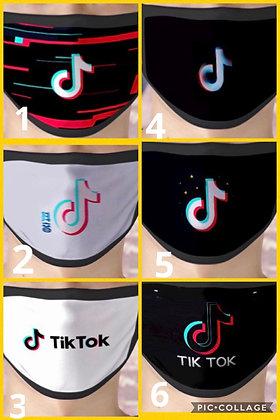 TIK TOK FACE Masks