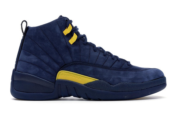 AJ 12 University Michigan