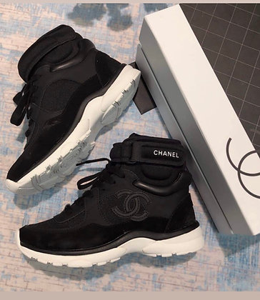 CC High Top Ankle Top Sneakers