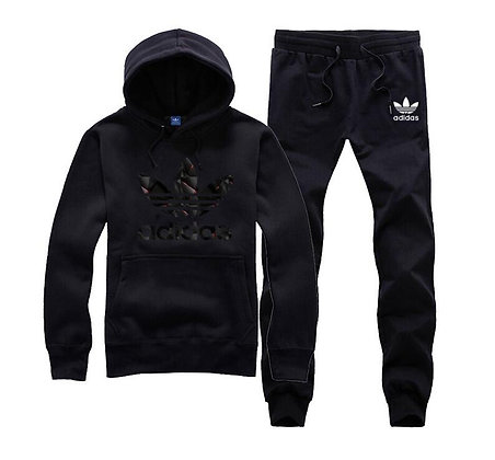 Adidas Fleece Jogger Sets