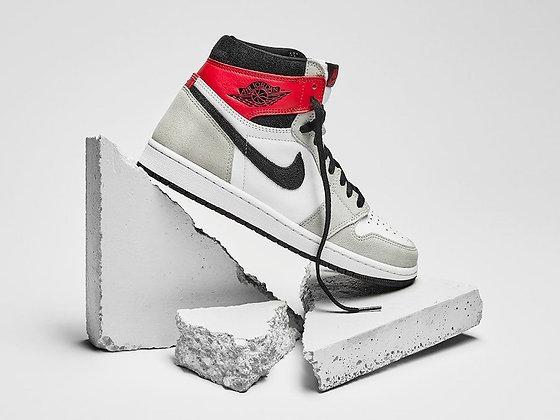 Jordan Smoke Grey