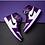 Thumbnail: Jordan 1 Retro High Court Purple White