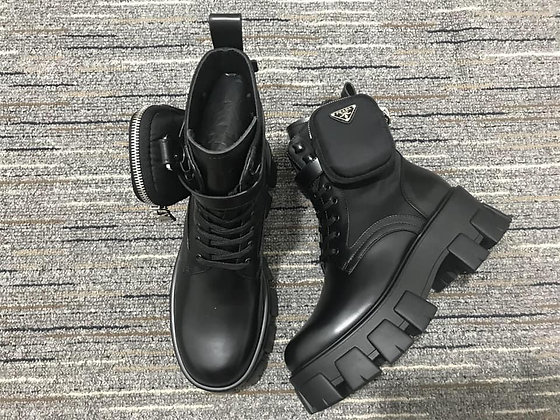 Leather Technical Boots