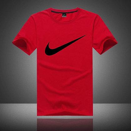 Nike Black Swoosh Tee