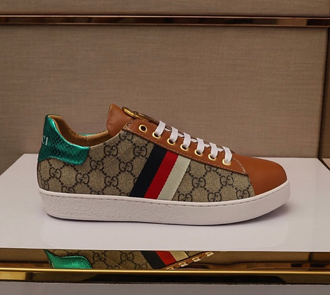 Gucci Ace GC Sneaker Shoe