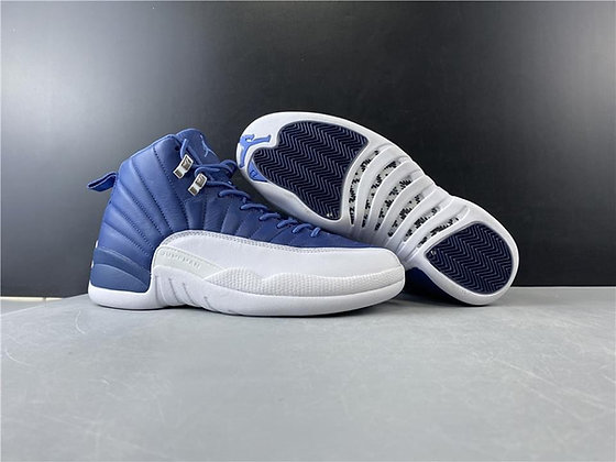 AJ 12 Retro French Blue