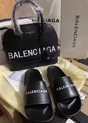 Black Villie BALENCIAGA