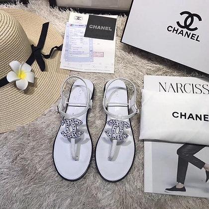 CC Jeweled Sandals