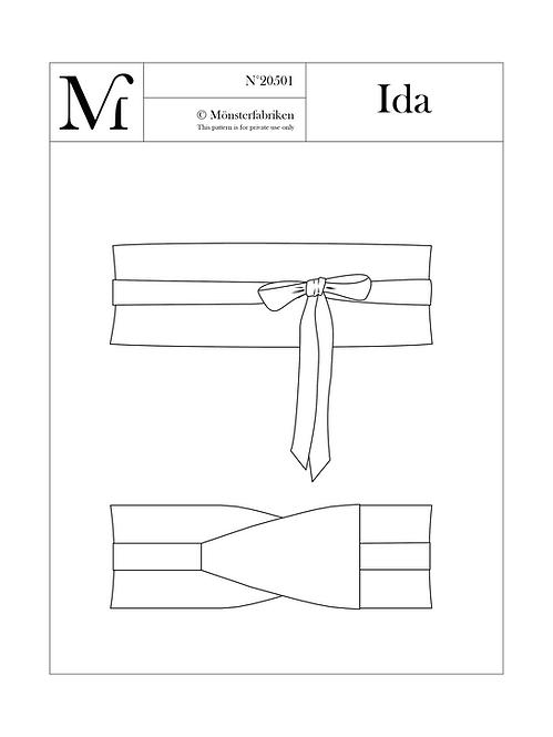 Ida PDF pattern