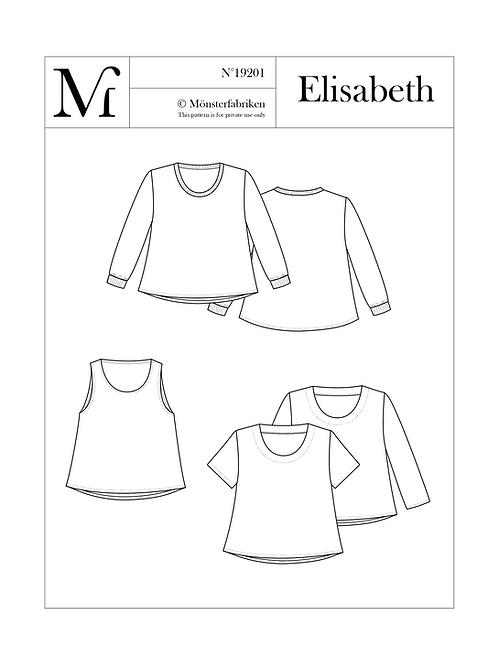 Elisabeth 96-116 PDF Pattern