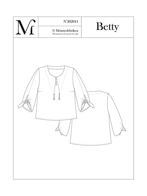 Betty 80-96 PDF pattern