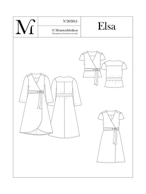Elsa 80-96 PDF pattern