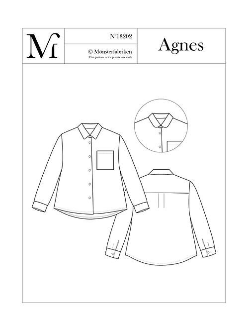 Agnes 96-116 PDF pattern