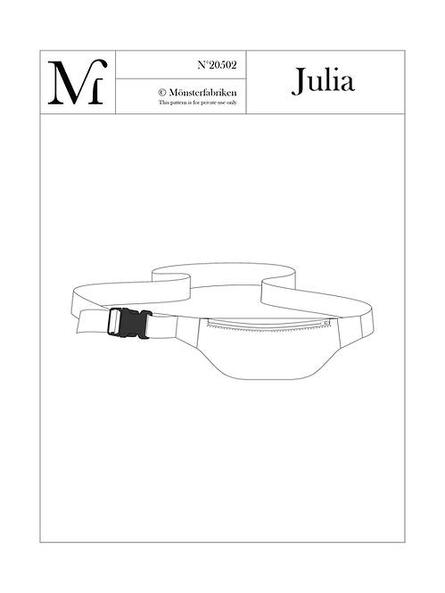 Julia PDF pattern