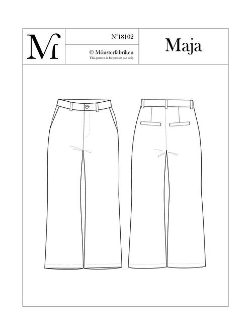 Maja 90-106 PDF Pattern
